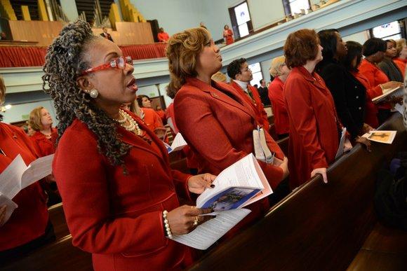 Ten years ago, St. Agnes Hospital created Red Dress Sunday, an innovative, faith-based health education program designed by the hospital ...