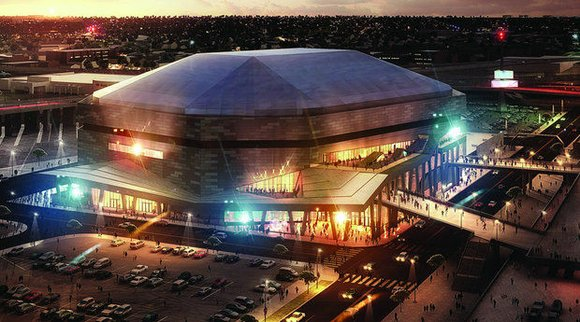 New Orleans Arena renamed Smoothie King Center just in time for All Star