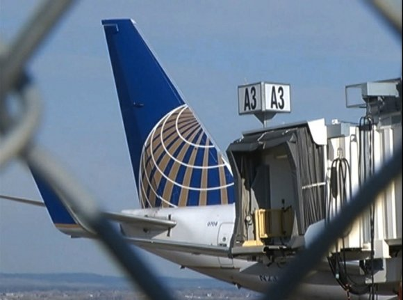 The airline said Thursday that sales in the third quarter were down from a year ago and profits missed forecasts.
