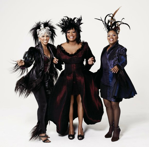 "Legendary group, Labelle plan tour in honor of ""Lady Marmalade"" and new coffee table book features children transformed into black ..."