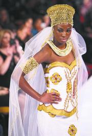 Bridal looks by TeKay Designs