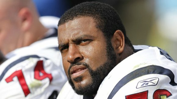 Houston Texans T Duane Brown will host a pep rally at West U Elementary School on Friday, March 7 at ...