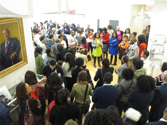 The New York Urban League Young Professionals (NYULYP) hosted the annual State of Young Black New York last Saturday