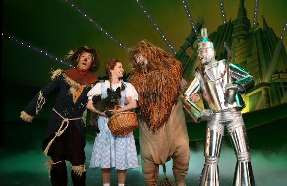 Houstonians will be delighted to experience the new stage adaption of The Wizard of Oz, which features Dorothy, Toto, Scarecrow, ...