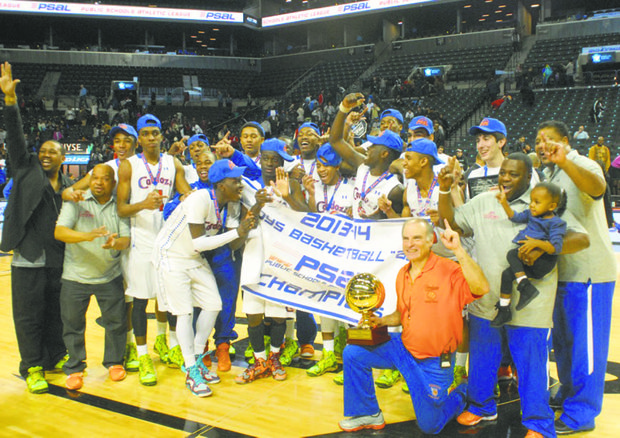 Cardozo, the PSAL Boys champs