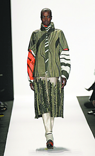 For fall '14, three young designers were featured their thesis collections in the Academy of Art University's (AAU) presentation at ...