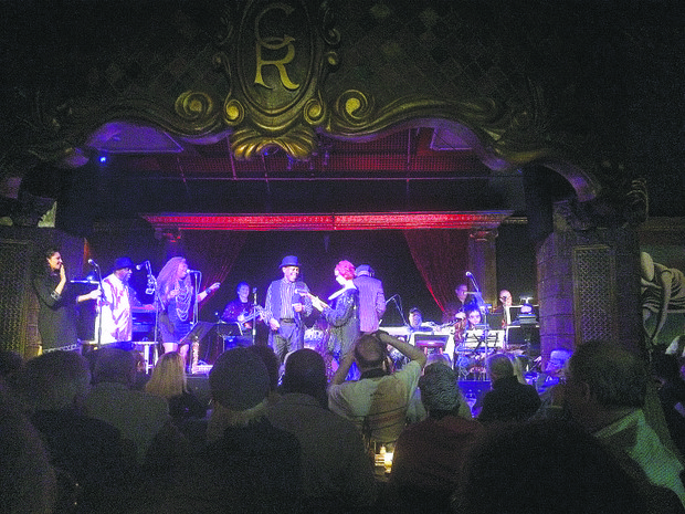 Lloyd Price at the Cutting Room