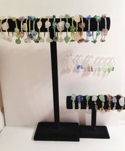 Sea glass designs by Alyssa Luberto