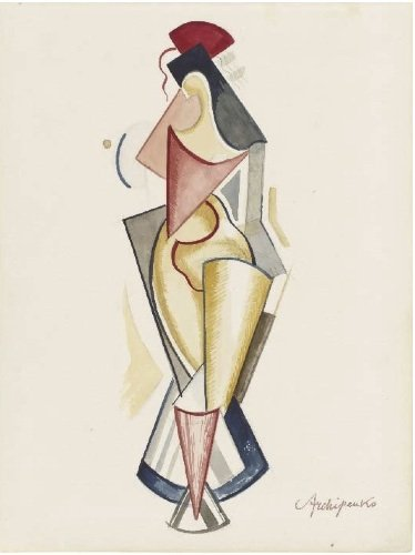 One of the most influential sculptors of the 20th century, Russian-born artist Alexander Archipenko (1887–1964) was central to the emergence ...