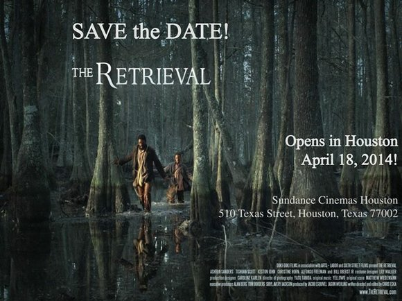 """According to the Atlanta Journal-Constitution, """"The Retrieval"""" is a Civil War-era film that is a powerfully written drama that focuses ..."""