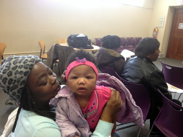 It was not adults only at the informational session held March 15 at the Joliet Historical Museum as a mother came with her daughter.