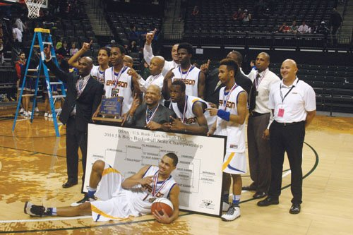The Jefferson Democrats are once again sitting on the throne, as state champions. The 5A boys team was able to ...