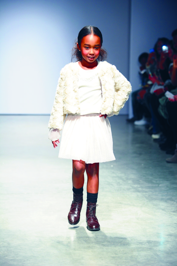 In collaboration with Vogue Bambini, petitePARADE presented its children's fashion show in New York City on Saturday, March 8 at ...