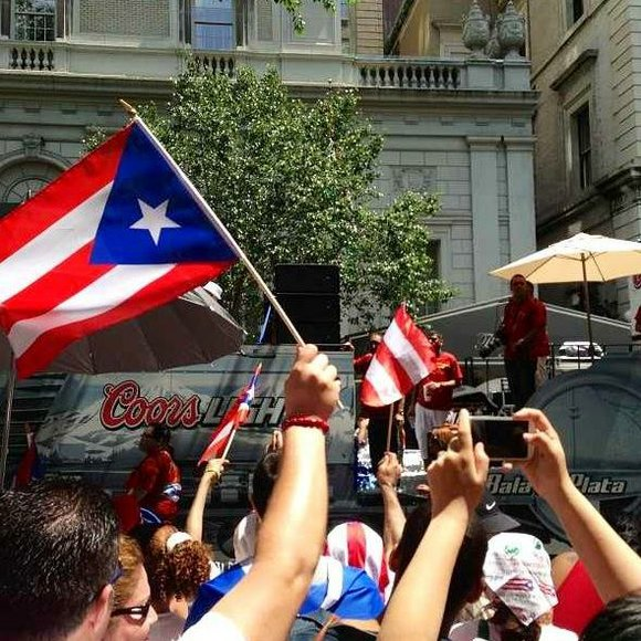 The annual National Puerto Rican Day Parade may not take place this year as some of the parade's original board ...