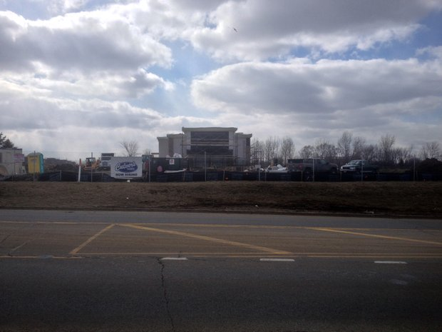 A new Culver's restaurant is under construction near the corner of Farrell Road and 159th Street and Lockport. This is an example of the type of development a new retail consulting firm hired by the city will be recruiting for Lockport.