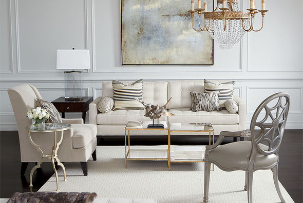 white and gold living room decor score to go all white houston style 18522