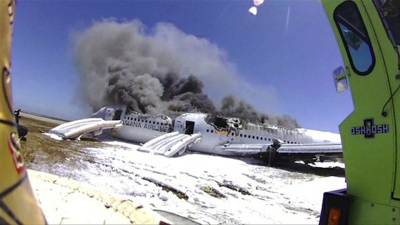 South Korea's Asiana Airlines admitted Tuesday that pilot error was partly to blame for the crash of Asiana Flight 214 ...