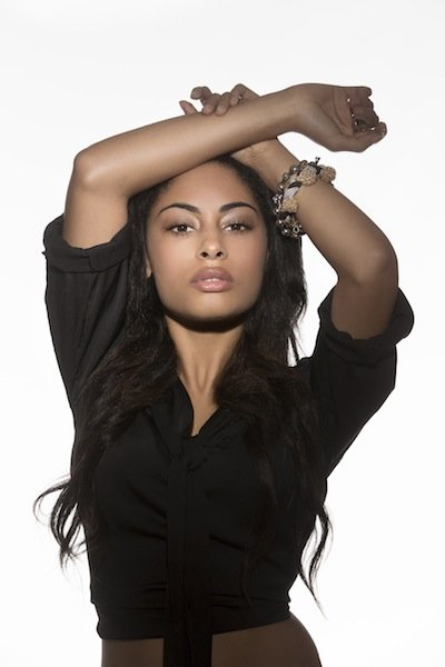 Rising star Katlynn Simone from BET Network TV series 'The Game' talks about her new deal with Roc Nation and ...