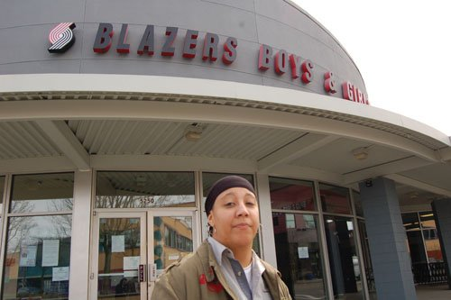 Community activist Imani Muhammad is asking for local support to make a re-scheduled Portland Youth Summit Conference successful. The event was postponed because of a winter snow storm and is now planned for next weekend, April 11-12 at Portland State University, concluding with an evening concert at the Blazers Boys and Girls Club on Northeast Martin Luther King Jr. Boulevard.