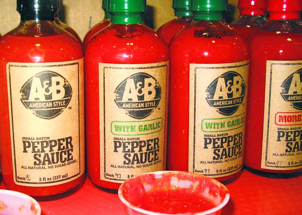 A&B American Style Peppper Sauce
