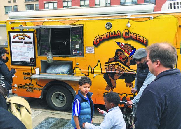 Gorilla Cheese Truck