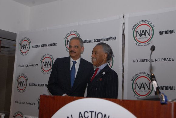 With President Barack Obama scheduled to speak Friday at the National Action Network's annual convention, the website the Smoking Gun ...