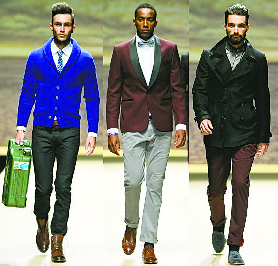 In less than a fortnight, 10 local African menswear designers showcased their autumn-winter collections at Mercedes-Benz Fashion Week Joburg (MBFWJ)