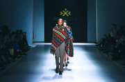 Fall-winter 2014 designs by African Fashion International designers