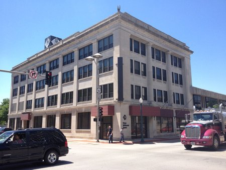 Will County officials are finalizing plans to purchase the First Midwest Bank building in downtown Joliet. The site could one day be home to a new Will County Courthouse.
