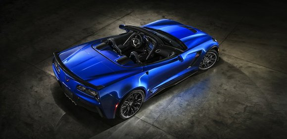 General Motors officially unveiled what the automaker is calling the fastest convertible car it has ever produced at the New ...