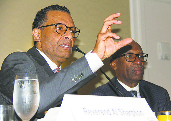 While President Barack Obama was the star speaker of the Rev. Al Sharpton and NAN's 16th Annual National Convention on ...