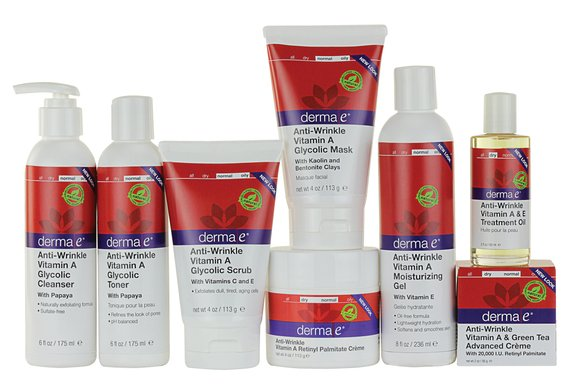 Derma E, the pioneer of vitamin-rich, high-performance antioxidant skincare products, recently launched an eight-product Anti-Wrinkle Vitamin A line.