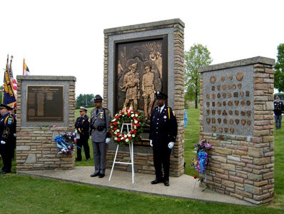 On Friday, May 2, 2014, hundreds of law enforcement officers and firefighters, dignitaries and members of the community, family, and ...