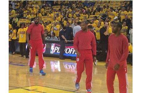 The players in the National Basketball Association spoke out Sunday about racist comments attributed to Los Angeles Clippers owner Donald ...