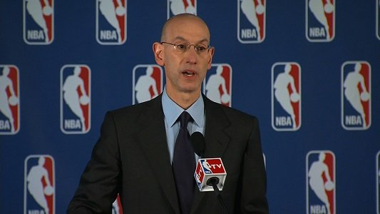Basketball Commissioner Adam Silver slapped Los Angeles Clippers owner Donald Sterling with a lifetime ban from the sport and a ...