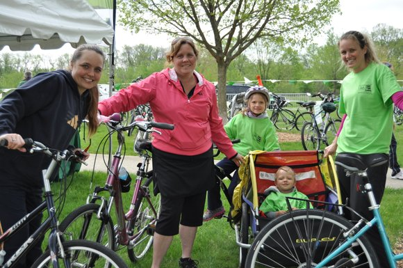 The annual bike tour, held by the Will County Forest Preserve District, is set for May 10 at the Lower ...