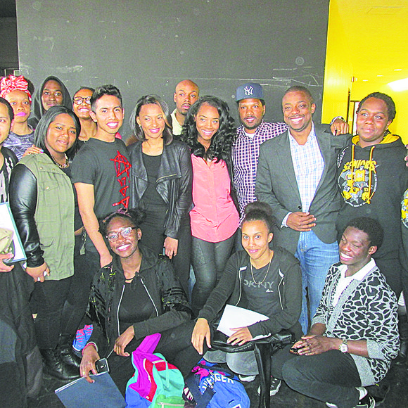 Harlem's Wadleigh Secondary School for the Performing Arts was spared from a spate of school closures in 2012.