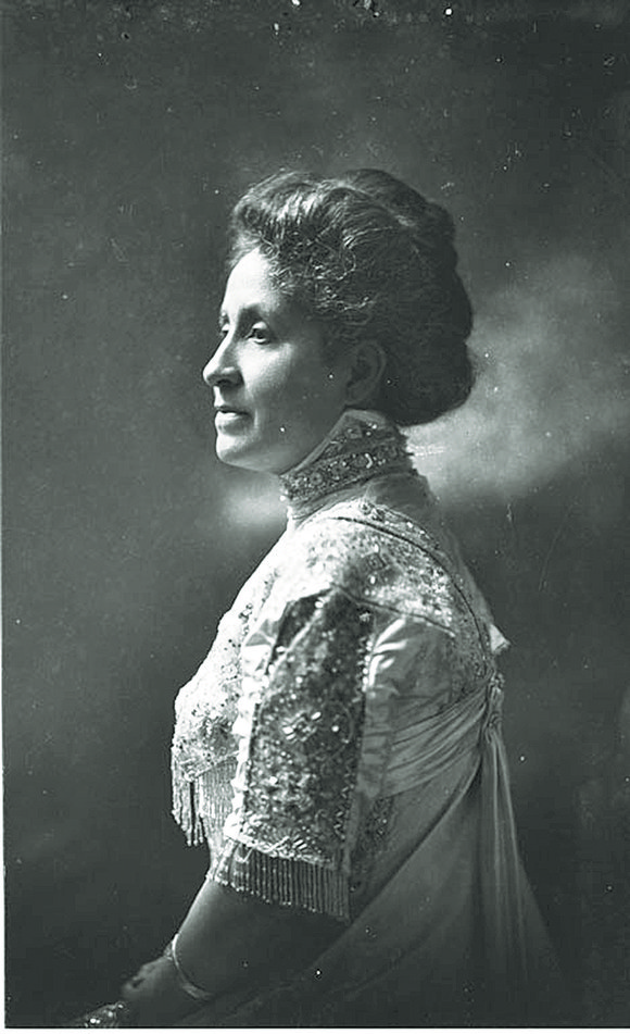 Mary Church Terrell addressed the question of what it meant to be a Black woman in the nation's capital.