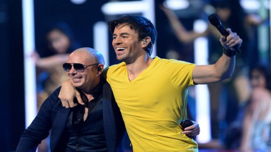 Pitbull and Enrique Iglesias on tour together