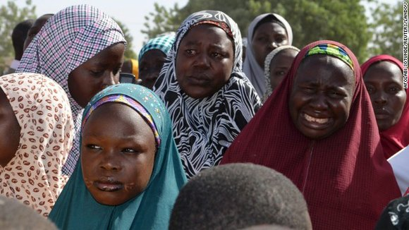 A man claiming to be Boko Haram's leader has said he'll sell the more than 200 girls that the Islamist ...