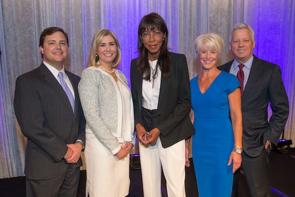 Natalie Cole share story of overcoming addiction at the Council on Alcohol and Drugs Annual Spring Luncheon in Houston.