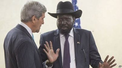 In his just concluded Africa tour, U.S. Secretary of State John Kerry was striking few deals with African leaders who ...