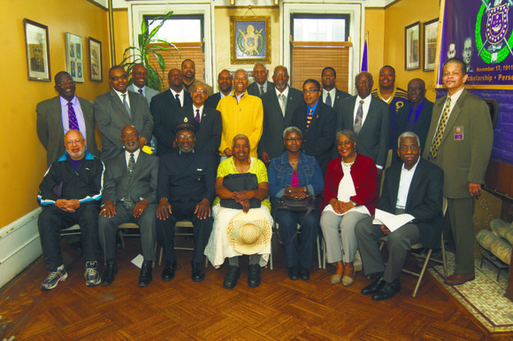Many people need help nowadays, and at its Washington Height brownstone, the Kappa Omicron chapter of the Omega Psi Phi ...