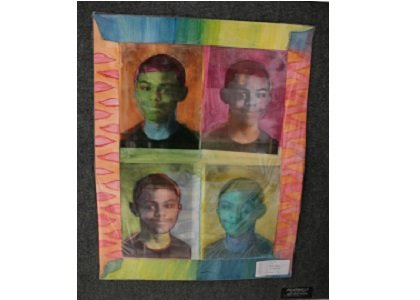The Anne Arundel County Public Schools held the annual All County Mall Art Show on Sunday, May, 4, 2014 at ...