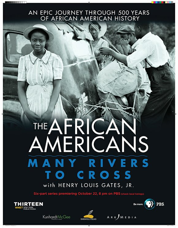 """WLIW21 will air a special presentation of noted Harvard scholar Henry Louis Gates Jr.'s groundbreaking series """"The African Americans: Many ..."""
