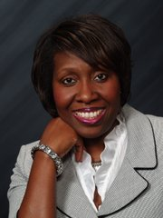 Sonja L. Banks is president and CEO of the Sickle Cell Disease Association of America, In