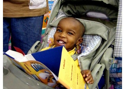 Just when will books reflect the population? This is the question posed in a recent editorial in The Baltimore Sun. ...