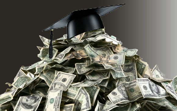 Two-thirds of students in the United States leave college with a crushing load of debt. This national debt total is ...