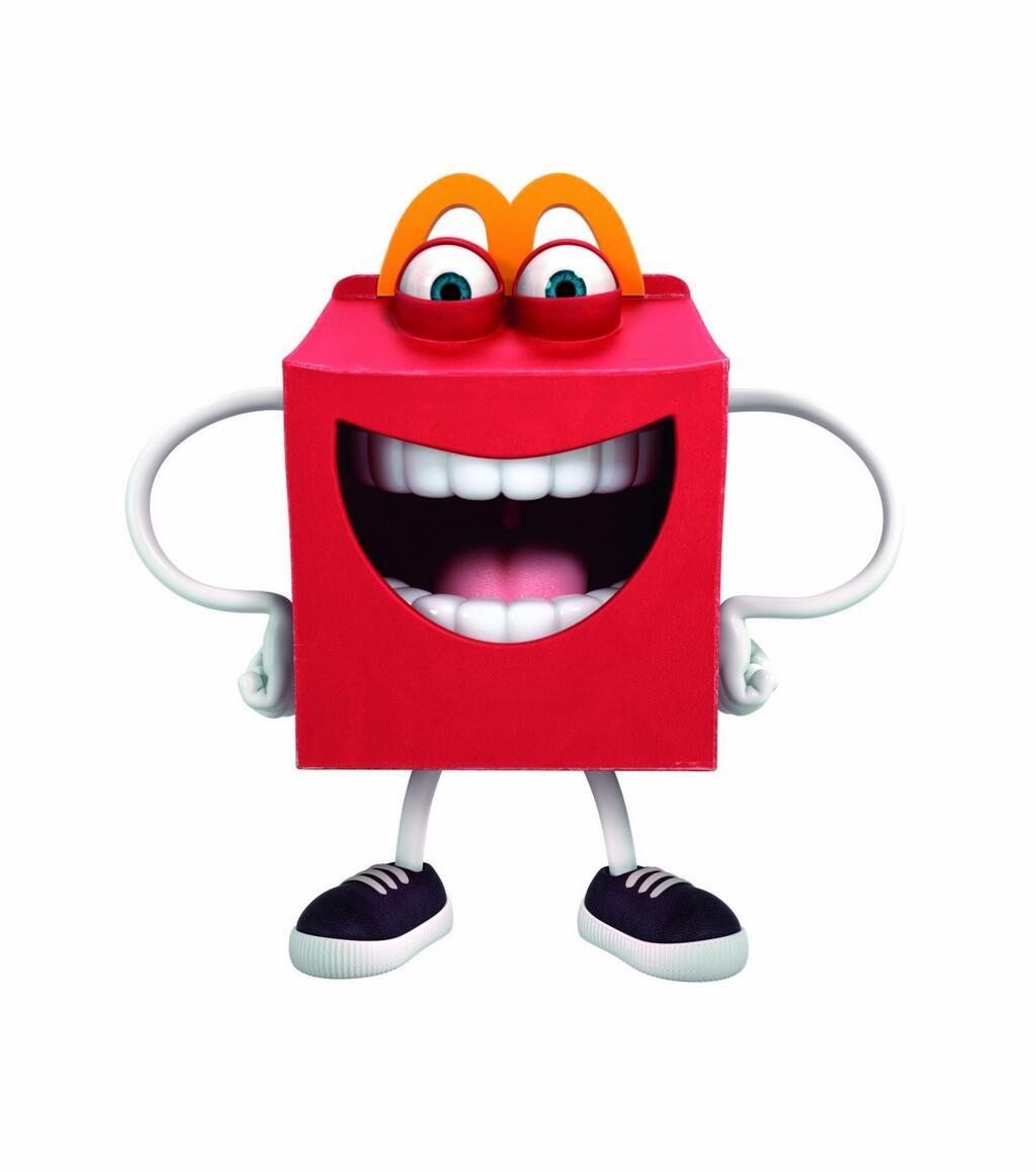 mcdonald s scary happy meal mascot houston style