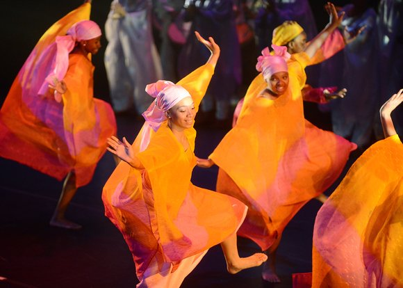 This Memorial Day weekend, the 37th annual celebration of DanceAfrica, the nation's largest festival dedicated to African culture, sweeps into ...